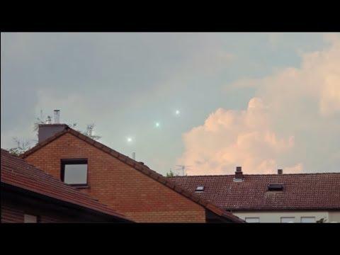 ¿Estás Seguro Que Has Visto Un OVNI?