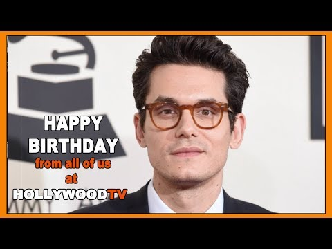Happy 40th Birthday John Mayer - Hollywood TV