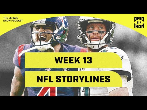 An Eagles Funeral & An Apology To The Texans: Week 13 NFL Storylines | The Lefkoe Show