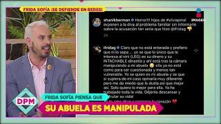¡Frida Sofía sospecha que Silvia Pinal es manipulada por su familia! | De Primera Mano