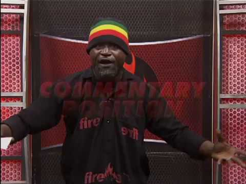 Commentary position - Fire 4 Fire on Adom TV (24-2-17)