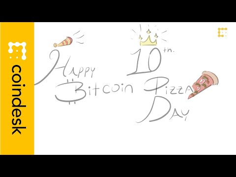 Bitcoin Pizza Day: 10th Anniversary
