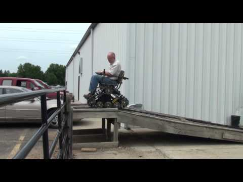 off road power wheelchair>