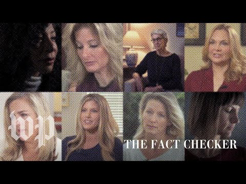 connectYoutube - President Trump and accusations of sexual misconduct: the complete list