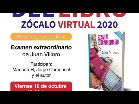 Vidéo de Juan Villoro