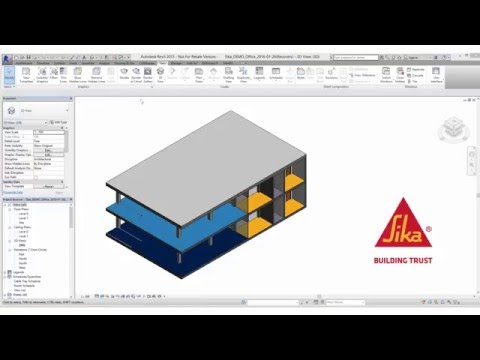 Sika - Roofing Systems Revit