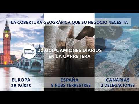 Presentación servicios 2020 DSV Road en España