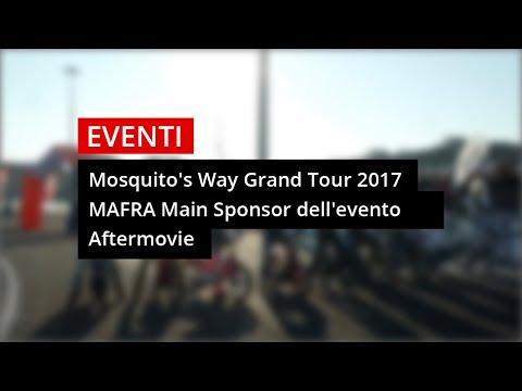 Mafra main sponsor di Mosquito's Way Grand Tour.