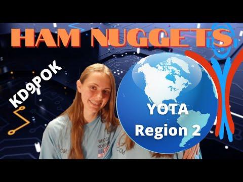 Ham Nuggets Live! w/Astro Leah and NotBecca