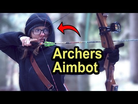 This small device will increase your archery skills by 100%