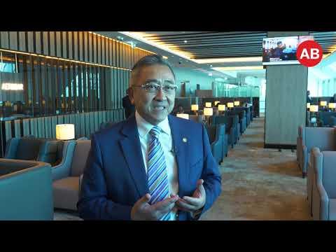 AED 10 million Plaza Premium Lounge debuts in Dubai International Aiport