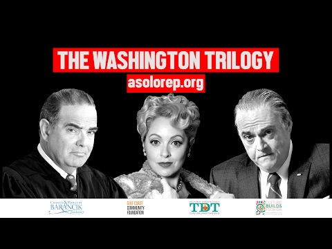 Asolo Rep Presents: The Washington Trilogy