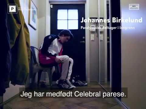 Johannes Birkelund - Paralympics