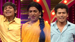 Jabardasth Rocking Rakesh & Shaking Seshu Performance - Athukula Marriage Bureau Hilarious Skit - MALLEMALATV