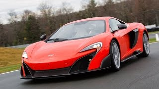 McLaren 675LT: the perfect supercar for destroying the track