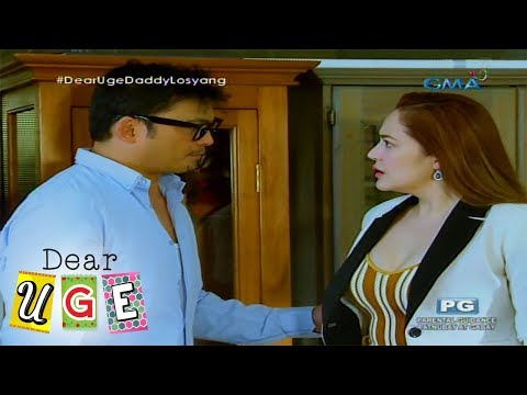 Dear Uge: Triggered si Maggie!