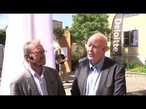 Är globaliseringen slut nu? Intervju med Mats Karlsson UI och Thomas Andersson IUET