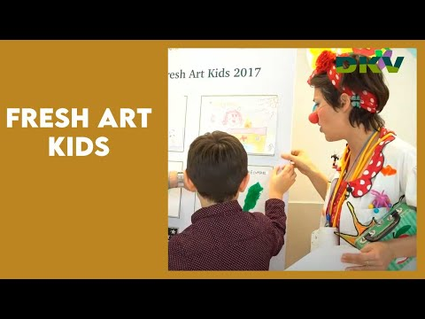 DKV Fresh Art Kids 2016
