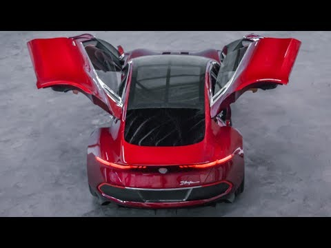 Fisker EMotion (2019) Tesla Model S killer""