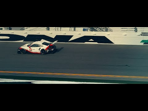 Until we see each other again - Porsche at the 24h at Daytona