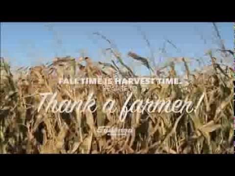 Thank a farmer!