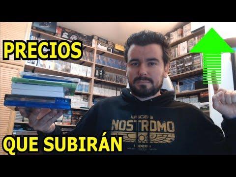 Pronóstico: JUEGOS QUE SUBIRÁN DE PRECIO