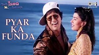 Pyar Ka Funda   Chalo Ishq Ladaaye   Govinda, Rani Mukherjee   Sonu N, Kavita K   Hindi Movie Song - TIPSMUSIC