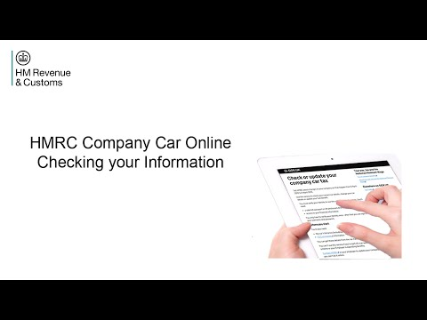 Company Cars Online - Checking your Information