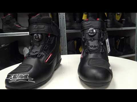 Ботинки  FLM Trumpi + VIDEO moto
