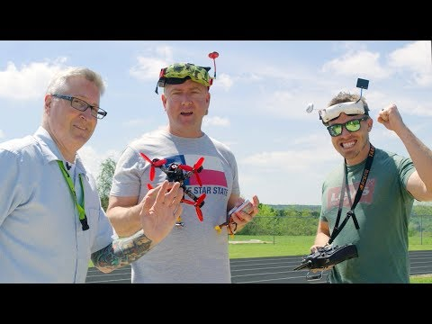 FPV Freestyle Drone With Chris Rollins and Ken Heron