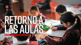 Coronavirus en Colombia: Protocolos para retorno a clases estaría listo el primero de agosto