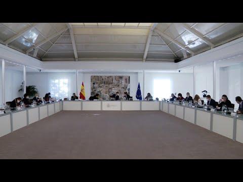 La estabilidad del Gobierno y el aniversario del 23F marcan el Consejo de Ministros