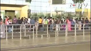 Flights Cancelled, No Info: Anger At Delhi, Mumbai Airports On Day One - NDTV