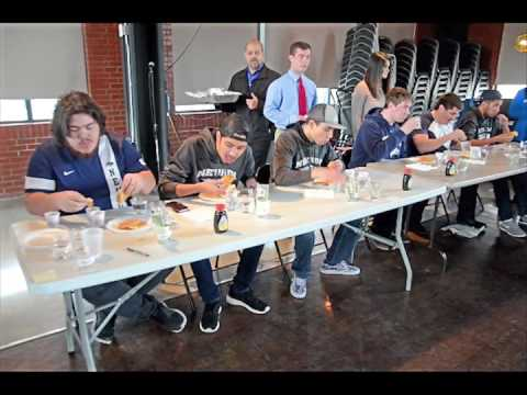 2017 Pancake Contest VS UNR Marching Band - Special Olympics Fundraiser
