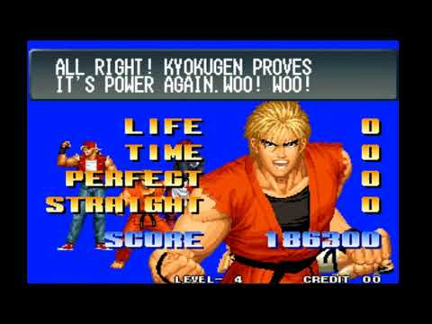 The King Of Fighters 96 1CC Fullgameplay