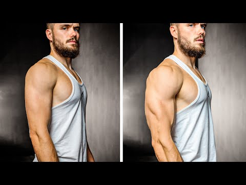 GET Bigger ARMS in 30 DAYS (Best AT HOME Exercises)
