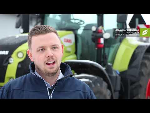 Maskinsäljare Alexander Håkansson tipsar om begagnade lantbruksmaskiner