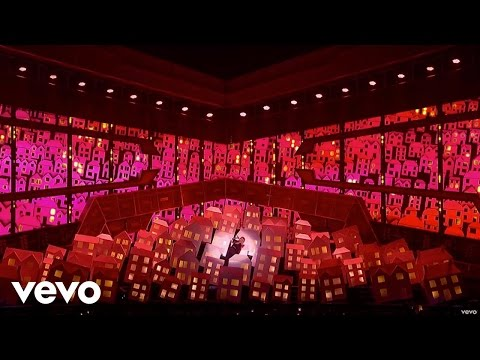 Katy Perry - Chained To The Rhythm (Live at The BRIT Awards 2017) ft. Skip Marley