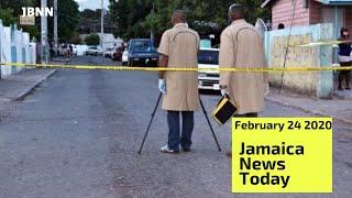 Jamaica News Today February 24 2020/JBNN