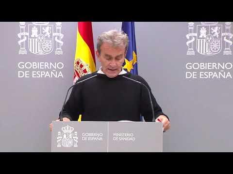 Comparecencia COVID-19 Fernando Simón 9-10-2020