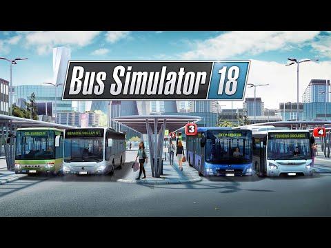 Rijden als Connexxion en iemand aanrijden!! - Bus Simulator 2018