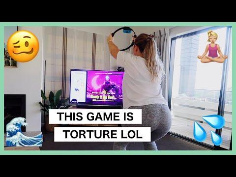 switch fitness game struggles ? Vlog 666