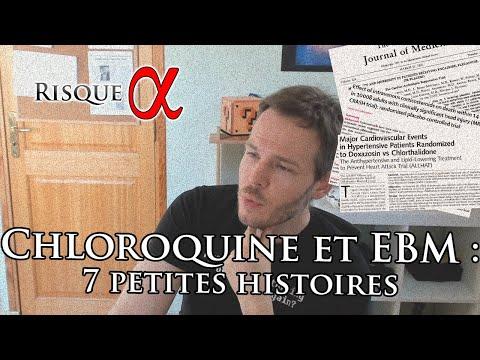 Chloroquine et EBM : 7 petites histoires