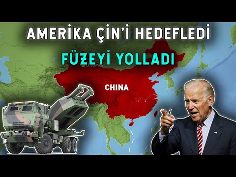 Amerika Çin'i Hedefe Koyup Füze Test Etti!