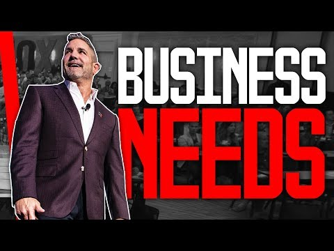 What Every Business Wants and Needs - Grant Cardone photo