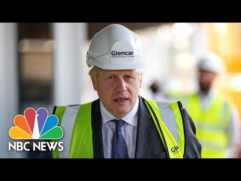 Boris Johnson Coronavirus Warning: 'We Are Now Seeing A Second Wave…Across Europe' | NBC News NOW