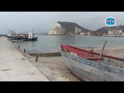 BTA: Каварна – почти  безлюдна морска част и сравнително оживен общински пазар