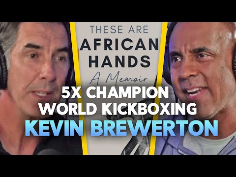 Kevin Brewerton World Kickboxing Karate Champion - EP 76