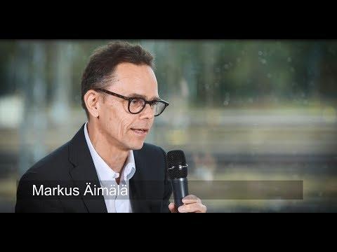 Alma Talent Pro palkitsi 12.10.2017 tekijöitään seitsemässä eri kategoriassa. Vuoden työoikeuden tekijä -palkinnon sai lakiasiainjohtaja Markus Äimälä.