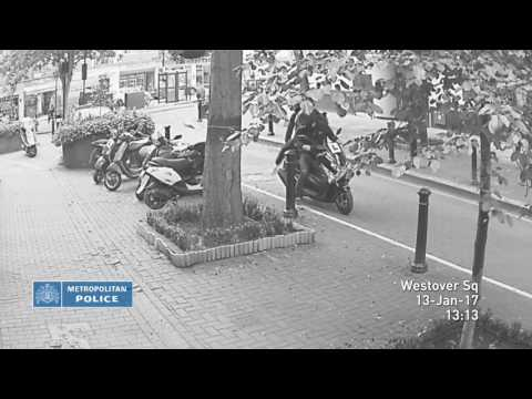Secure Your Scooter - 60 Seconds